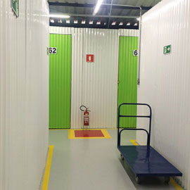 Self Storage em SP